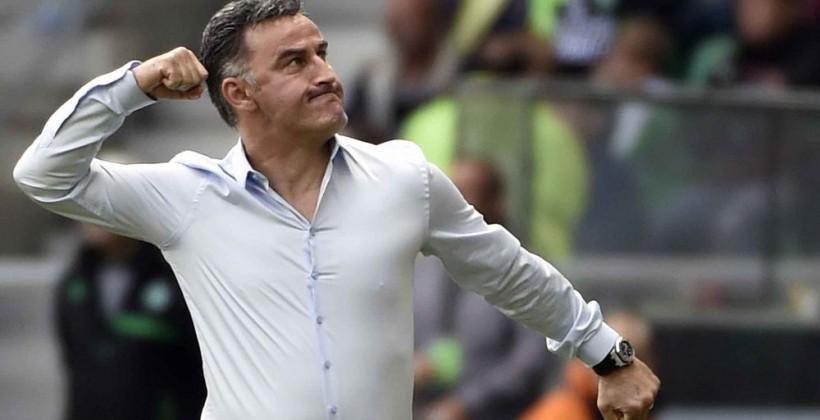 Кристоф Галтье стал лучшим тренером Лиги 1