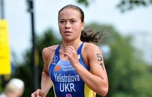 Триатлонистку Елистратову отстранили от Игр из-за положительной допинг-пробы