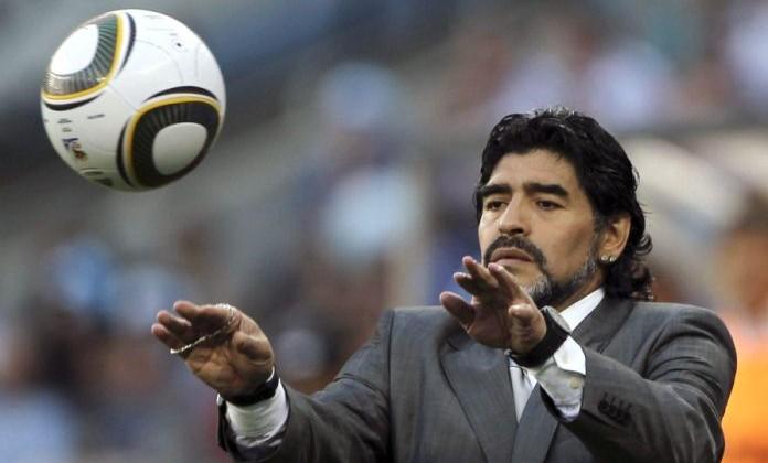 Диего Марадона перенёс операцию на головном мозге