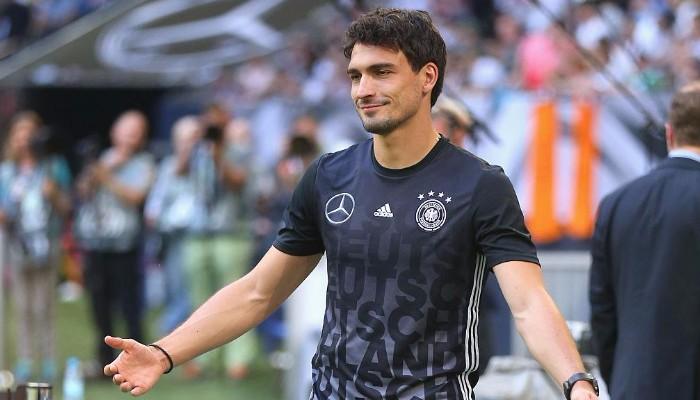 Двое игроков сборной Германии вернулись в общую группу после травм