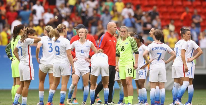 Федерация футбола США признала равную квалификацию мужских и женских команд