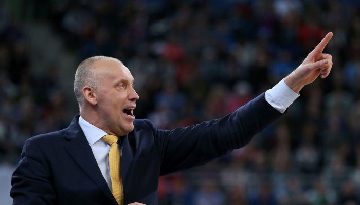 Куртинайтис: «Если бы ЦСКА лидировал в лиге ВТБ, турнирная таблица была бы утверждена»