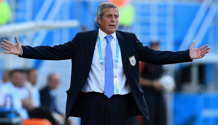 Главный тренер сборной Уругвая Табарес отправлен в отставку в связи с пандемией коронавируса