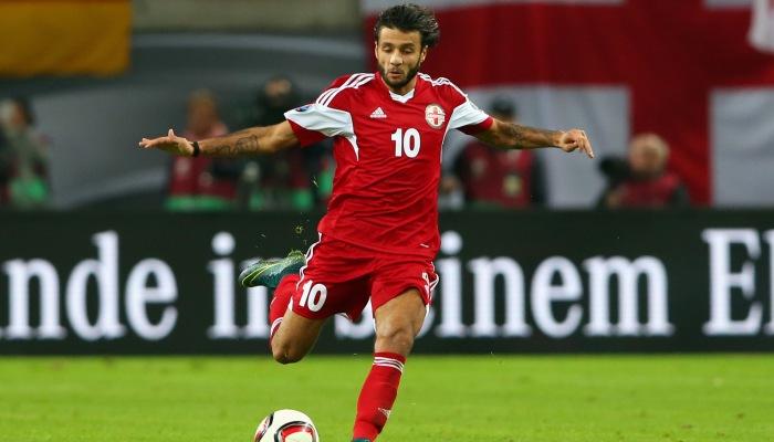 Сборная Беларуси уступила команде Грузии в полуфинале квалификации Евро-2020