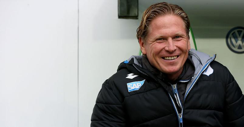 Кельн отправил в отставку главного тренера Гисдоля