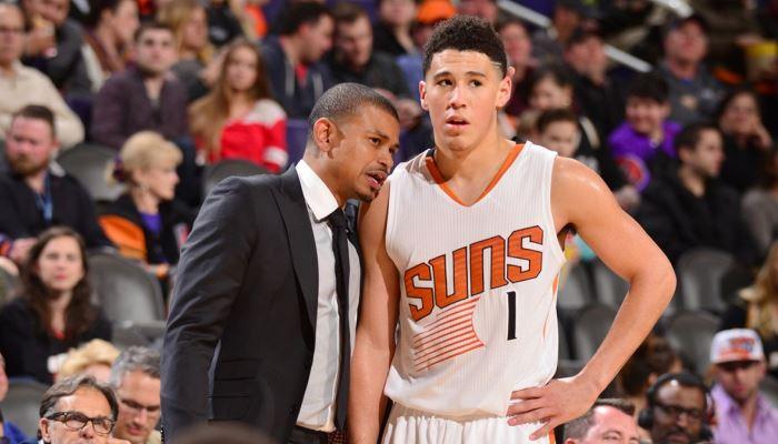 Дэвин Букер заменит Энтони Дэвиса на матче звёзд НБА