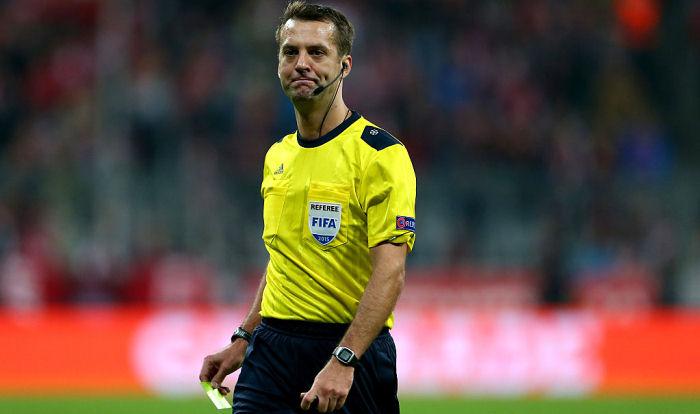 Алексей Кульбаков признан элитным судьей УЕФА