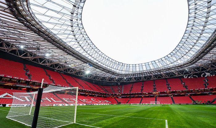 Сан Мамес примет финал Лиги Европы УЕФА