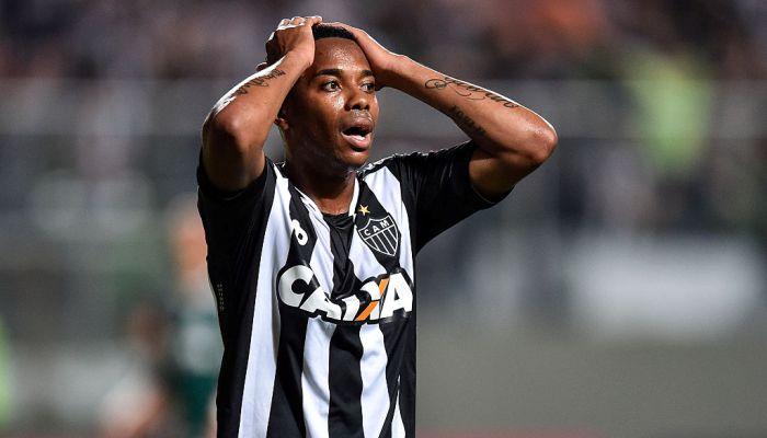 Сантос лишился спонсора из-за контракта с Робиньо