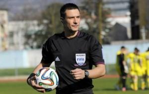 Словенская бригада судей обслужит матч раунда плей-офф Лиги Европы между брестским Динамо и Лудогорцем