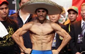 Хуан Франсиско Эстрада отстоял титул чемпиона мира по версии WBC