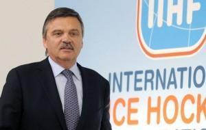 Фазель: «Проведение мероприятия в Минске было бы неуместно, когда есть более серьезные проблемы»