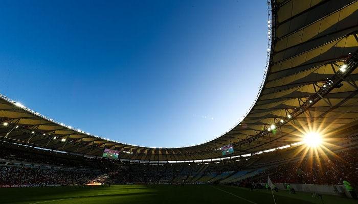 Бразильский стадион Маракана превратили в полевой госпиталь для зараженных коронавирусом