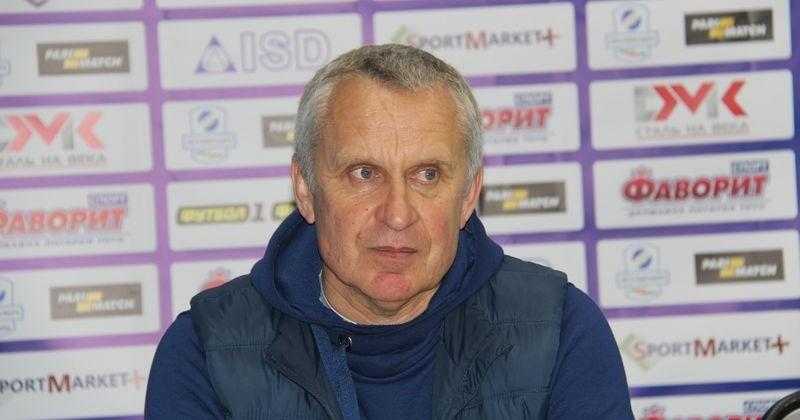 Леонид Кучук: «Передо мной всегда ставили задачи, и я делал так, что бы клуб занимал высокие места»