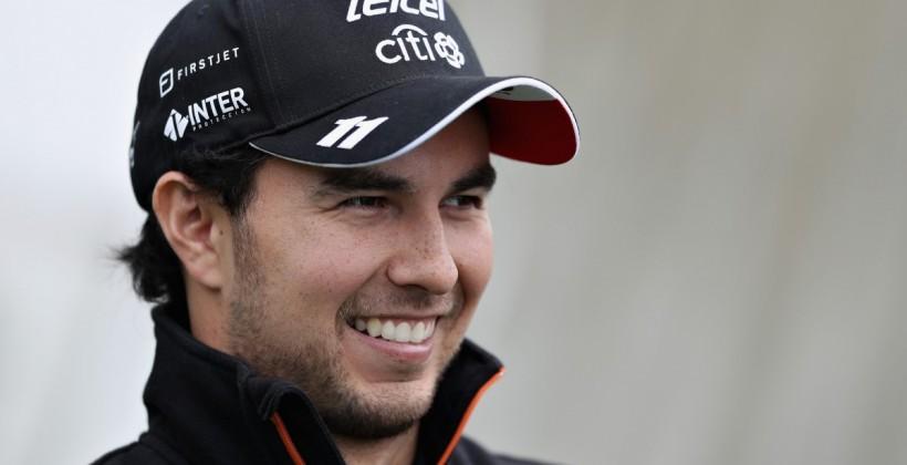 Cерхио Перес из Ред Булла выиграл Гран-при Азербайджана