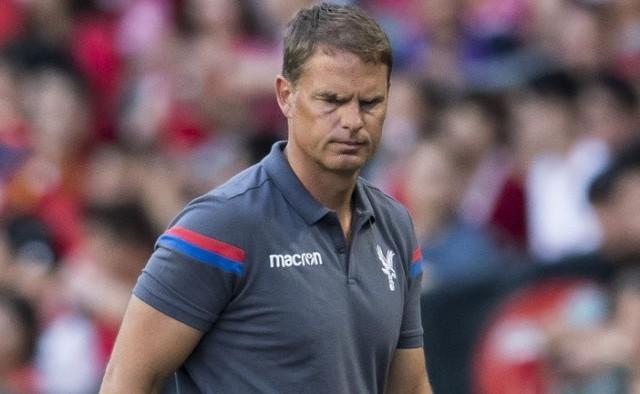 Франк де Бур станет главным тренером сборной Нидерландов