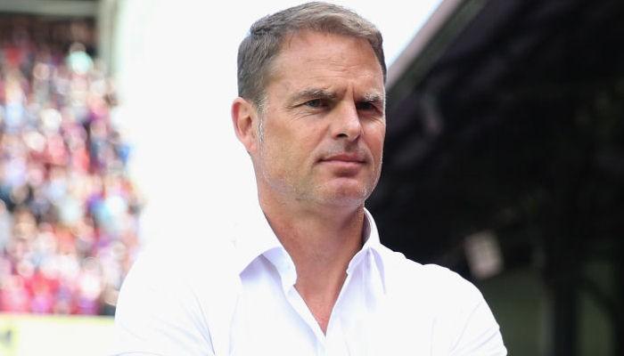 Франк де Бур может покинуть пост тренера Нидерландов