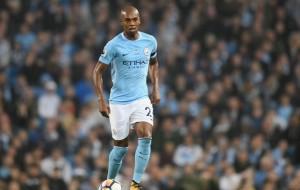 Хавбек Манчестер Сити Фернандиньо получил травму ноги