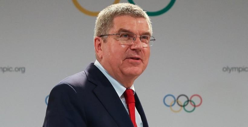 Томас Бах: «Перенос Олимпийских игр – огромная головоломка»