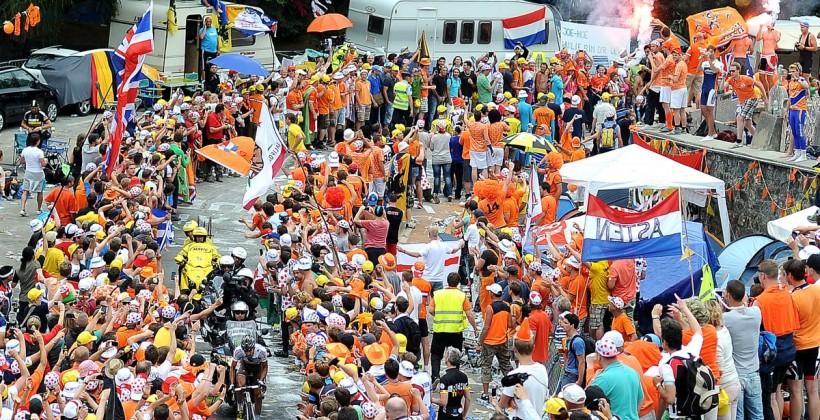 Тур де Франс будет перенесен из-за пандемии коронавируса