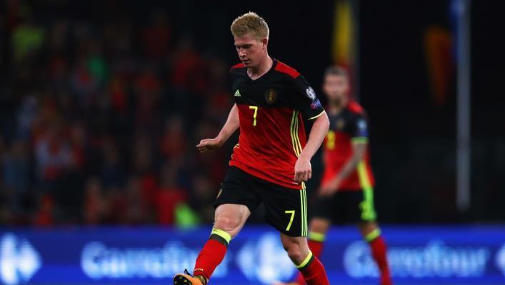 Де Брейне не поможет Бельгии в матче против России