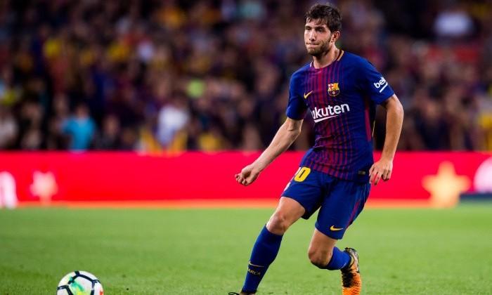Серхи Роберто продлил соглашение с Барселоной