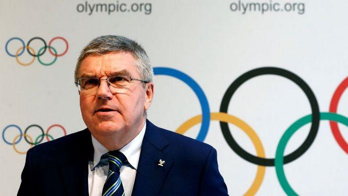 Глава МОК Томас Бах, Getty Images