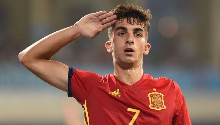 Ферран Торрес стал лучшим игроком первого полуфинала Лиги наций