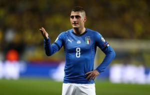 Марко Верратти может сыграть против Швейцарии