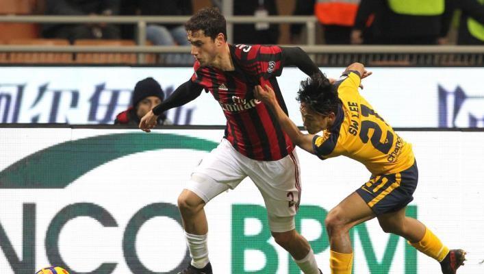 Давиде Калабрия может остаться в Милане