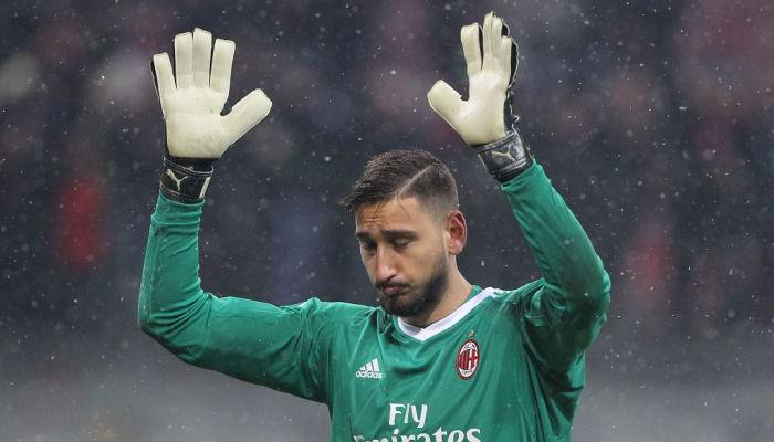 Джанлуиджи Доннарумма бесплатно уйдёт из Милана