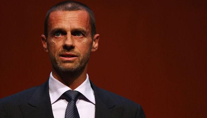 УЕФА планирует закончить сезон в европейских чемпионатах в августе