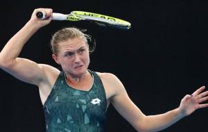 Александра Саснович справилась с  Фридзам на турнире Roland Garros