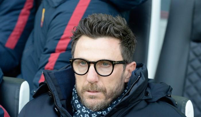 Ди Франческо уволен с поста тренера Кальяри