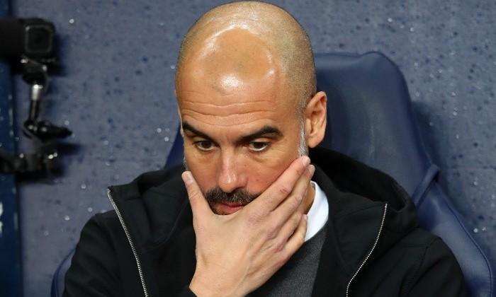 Манчестер Сити разгромно проиграл Лестеру, пропустив пять мячей