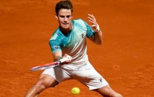 Вторым финалистом теннисного турнира в Риме стал Диего Шварцман
