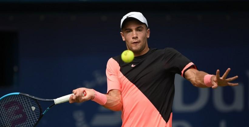 Стефанос Циципас уступил Борне Чоричу и покинул US Open