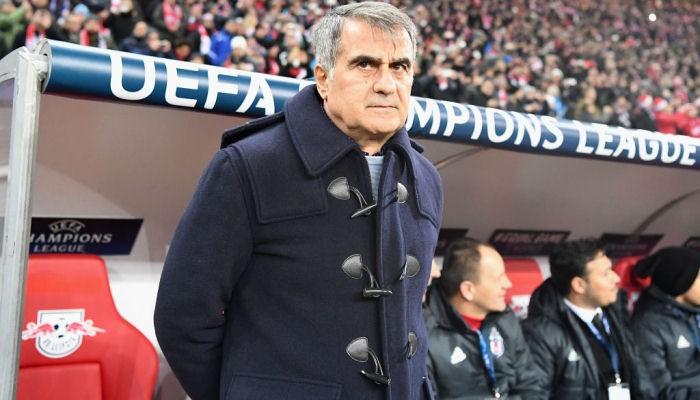 Шенол Гюнеш завершил работу в сборной Турции