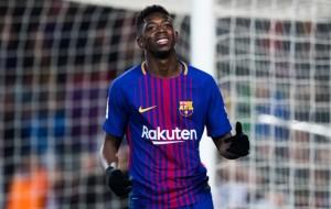 Дембеле отказался уходить из Барселоны