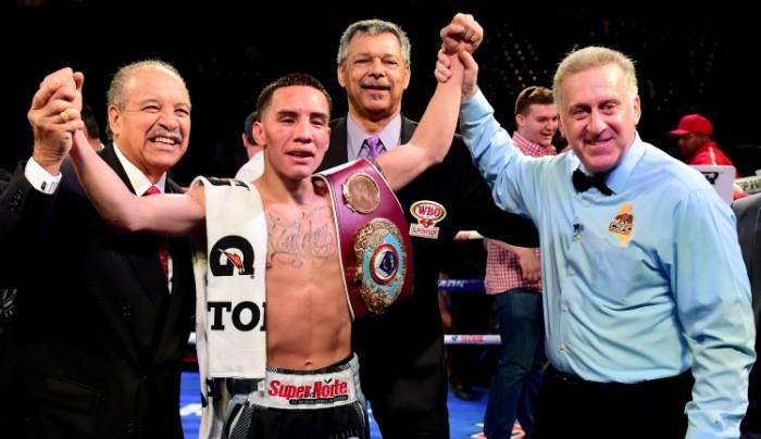 Робсон Консейсао уступил Оскару Вальдесу в бою за титул WBC