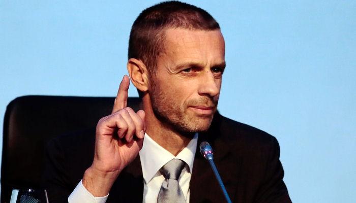 Чеферин УЕФА