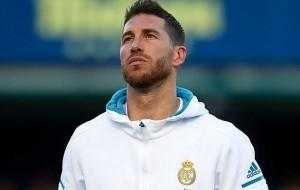 Завтра Серхио Рамос официально покинет Реал