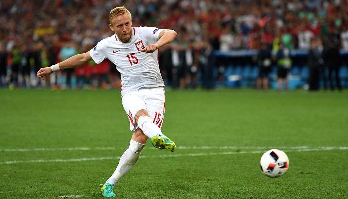 Камиль Глик не будет наказан УЕФА после конфликта с игроком сборной Англии Кайлом Уокером