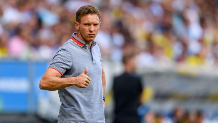 Бавария может потратить 30 млн евро за переход в их клуб тренера Юлиана Нагельсманна