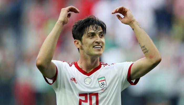 Иран Рубин Азмун чемпионат мира