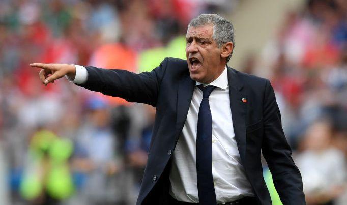 Фернанду Сантуш Португалия Уругвай