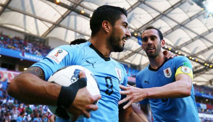 Луис Суарес занял первое место в топе лучших бомбардиров сборных Южной Америки