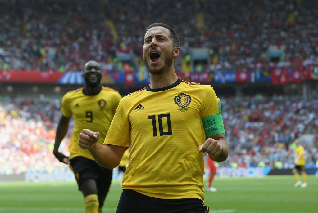 Эден Азар Бельгия чемпионат мира футбол