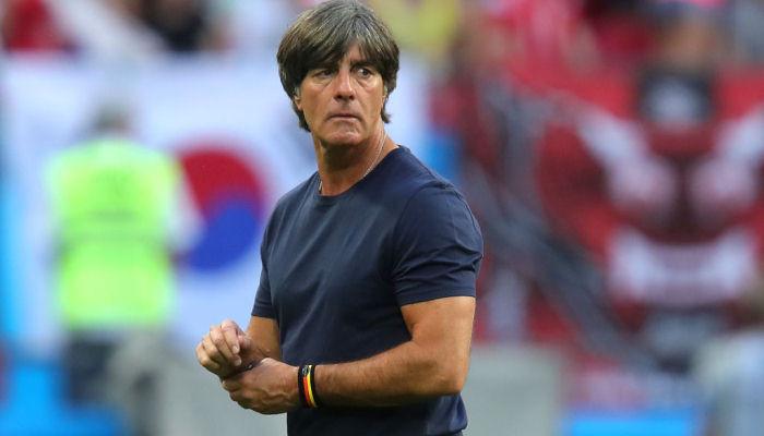 тренер германия чемпионат мира
