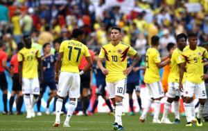 Обзор матча Колумбия — Перу (видео)